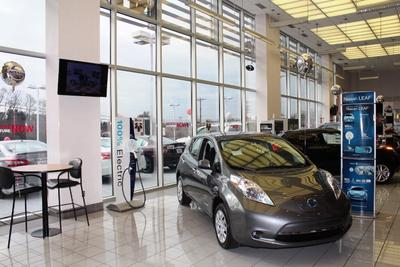 ... East Tennessee Nissan Image 4 ...