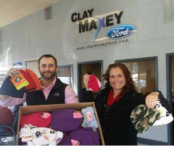 Clay Maxey Ford Image 7