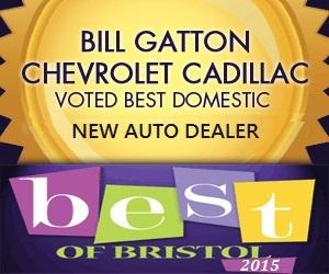Bill Gatton Cadillac Service >> Bill Gatton Chevrolet Cadillac in Bristol including address, phone, dealer reviews, directions ...