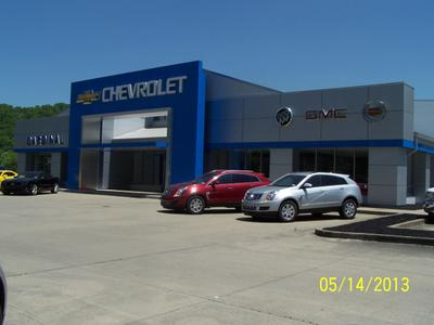 Cardinal Chevrolet Buick Gmc Cadillac In Hazard Including Address