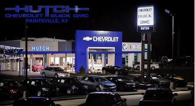 Hutch Chevrolet Buick Gmc In Paintsville Including Address Phone