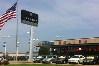 Laird Noller Lincoln Mazda Hyundai in Topeka including address ...