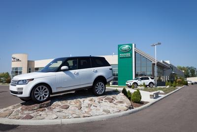 Jaguar Land Rover Cincinnati in Cincinnati including address, phone