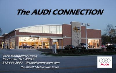 The Audi Connection In Cincinnati Including Address Phone Dealer - Audi connection