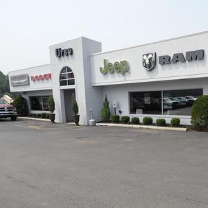 Urse Dodge Chrysler Jeep RAM of Fairmont in Fairmont ...