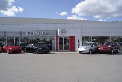 Ed Martin Nissan >> Ed Martin Nissan In Indianapolis Including Address Phone Dealer