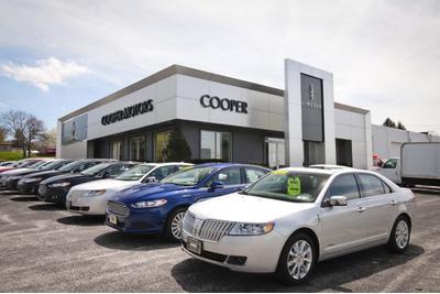 Cooper Motors Lincoln In Hanover Including Address Phone