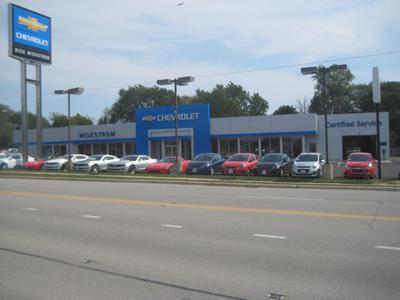 Dick Wickstrom Chevrolet Image 6