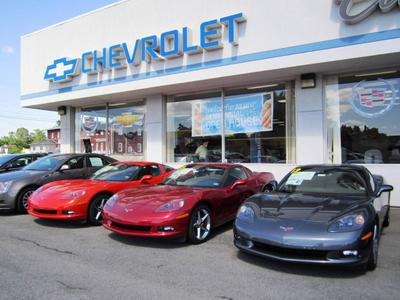 Fairfield Chevrolet Cadillac in Lewisburg including address, phone