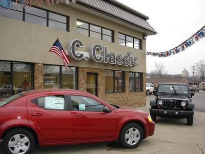 C Clic Dodge Chrysler Jeep RAM in Clearfield including address ...