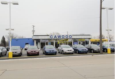 ... Cawood Honda Image 3 ...