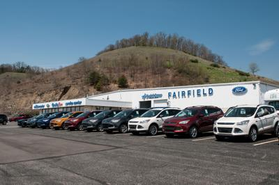 Fairfield Ford Of Williamsport In Williamsport Including Address Phone