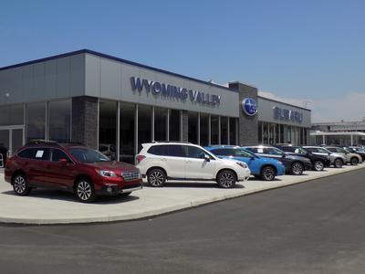 Wyoming Valley Motors Subaru In Wilkes Barre Including Address - Subaru valley motors