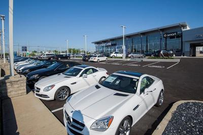 Mercedes dealer bedford ohio for Mercedes benz of bedford ohio