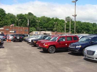 Used dodge cars tunkhannock auto mart autos post for Tri county motors inventory