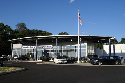 Mercedes benz of wappingers falls in wappingers falls for Mercedes benz wappingers falls ny