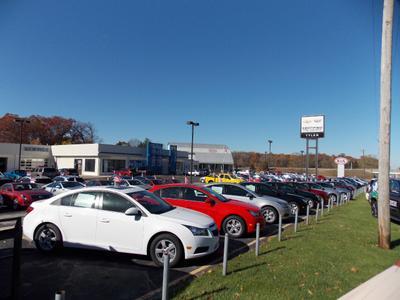 Tyler Chevrolet Cadillac Kia Image 5
