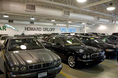 High Quality ... Howard Orloff Jaguar, Volvo Cars, Land Rover Image 2 ...