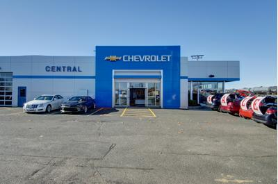 central chevrolet in west springfield including address phone dealer reviews directions a. Black Bedroom Furniture Sets. Home Design Ideas
