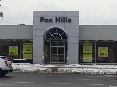 Fox hills chrysler