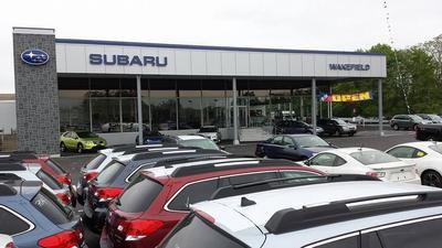 Subaru Of Wakefield Image 7