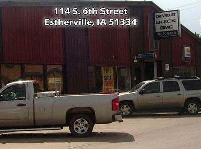 motor inn of estherville in estherville including address