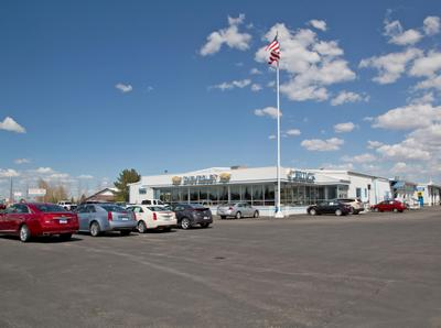 Taylor Chevrolet in Rexburg including address, phone, dealer reviews