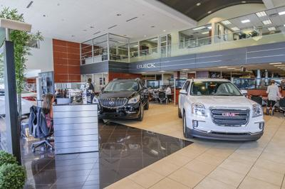 Lafontaine Cadillac Buick Gmc >> Lafontaine Cadillac Buick Gmc In Highland Including Address Phone