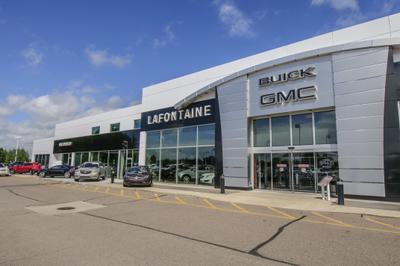 LaFontaine Cadillac, Buick, GMC in Highland including address, phone