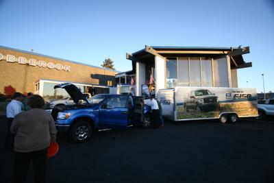 Robberson Ford Bend Or >> Robberson Ford In Bend Including Address Phone Dealer Reviews
