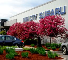 Twin City Subaru Image 1