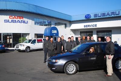 Carr Subaru Image 1