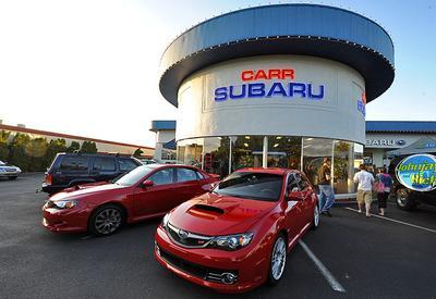 Carr Subaru Image 2