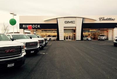 Rimrock GMC Cadillac In Billings Including Address Phone Dealer - Gmc cadillac dealer