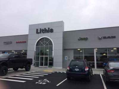 Lithia chrysler jeep dodge ram of tri cities in kennewick for Tri city motor sales