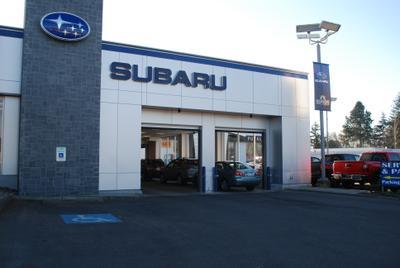 Subaru of Puyallup Image 1