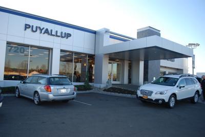 Subaru of Puyallup Image 2