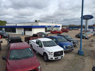 Ford Of Hibbing In Hibbing Including Address Phone Dealer Reviews