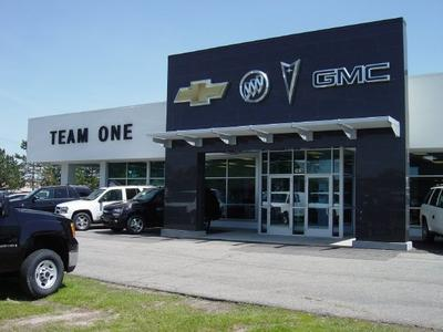 Team One Chevrolet Buick GMC in Charlotte including address, phone