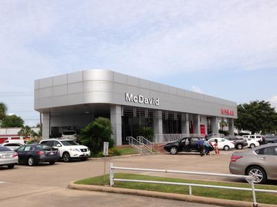 High Quality David McDavid Nissan Image 1