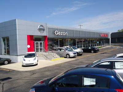 Gezon Motors In Grand Rapids Including Address Phone Dealer
