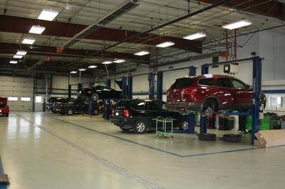 Mike Molstead Motors In Charles City Including Address