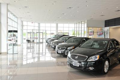 Buick Car Dealers In Iowa