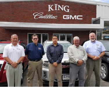 King Cadillac Gmc In Putnam Including Address Phone