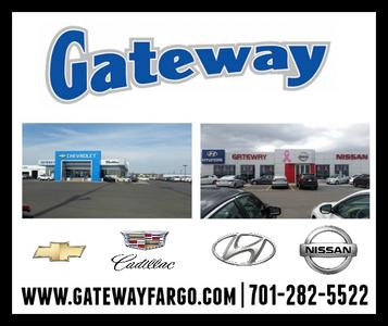 Gateway Chevrolet Cadillac in Fargo including address, phone, dealer