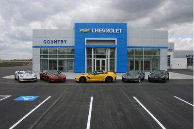 Country Chevrolet Image 1
