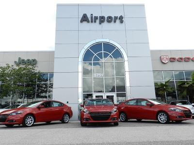 Airport Chrysler Dodge Jeep RAM In Orlando Including Address - Chrysler dodge jeep orlando