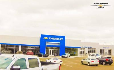 main motor chevrolet in anoka including address phone