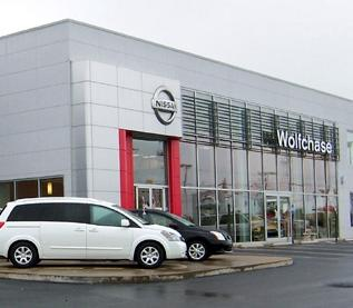 Wolfchase Nissan in Memphis including address, phone, dealer reviews ...