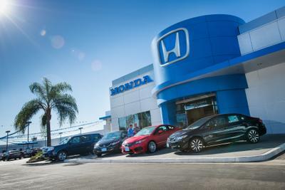 Galpin Honda in San Fernando including address, phone, dealer ...